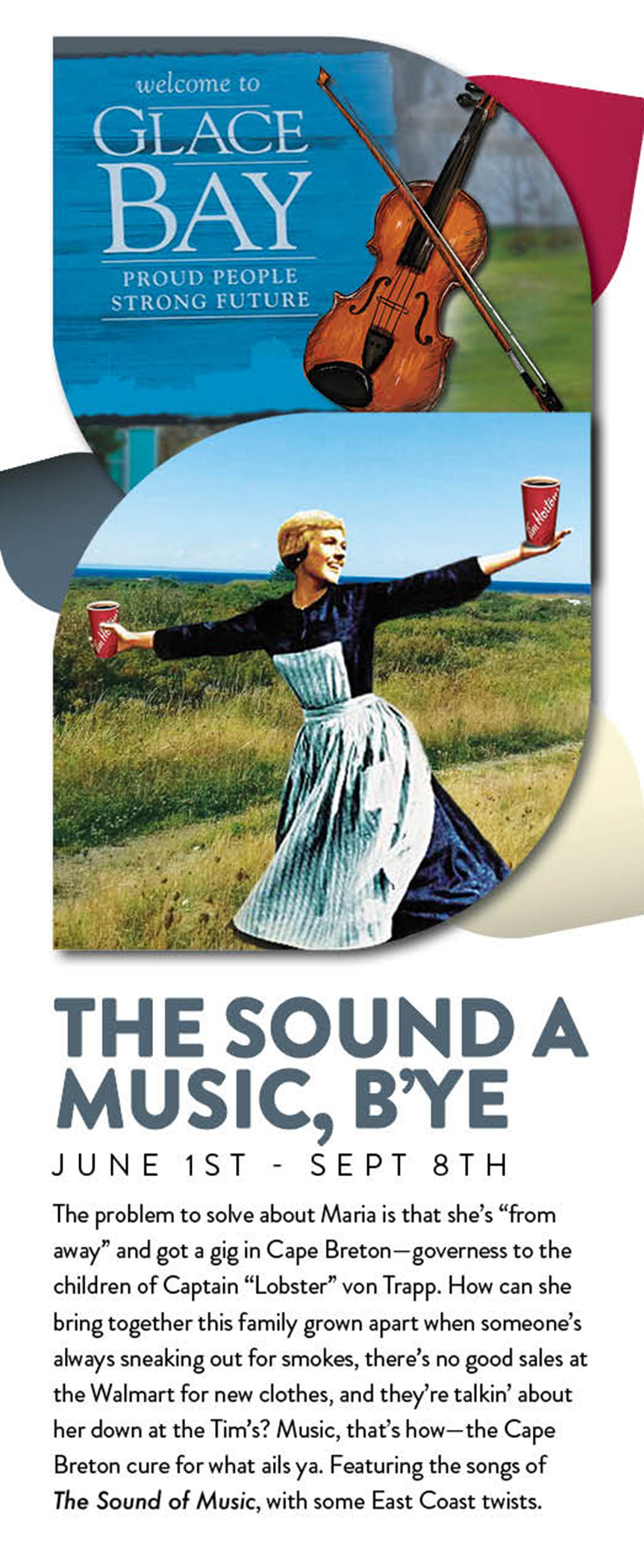 The Sound of Music, B'ye