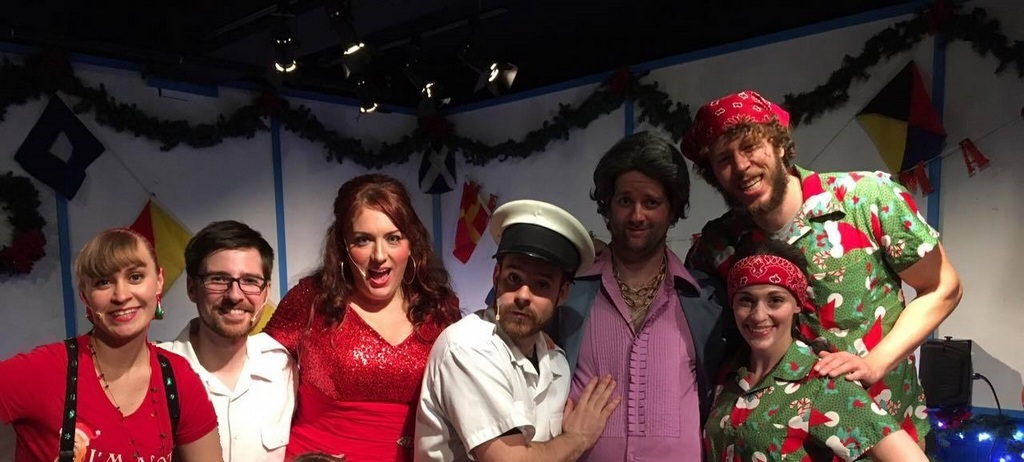 The Cast of Home For The Holidays